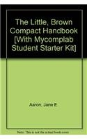 9780321444332: The Little, Brown Compact Handbook [With Mycomplab Student Starter Kit]