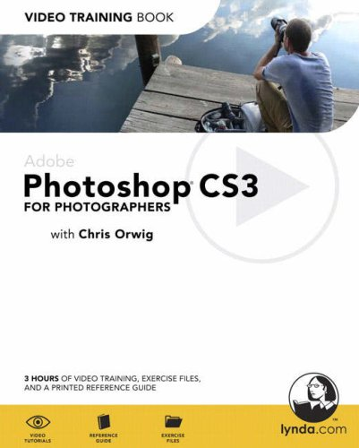 9780321445476: Adobe Photoshop CS3 for Photographers: Video Training Book