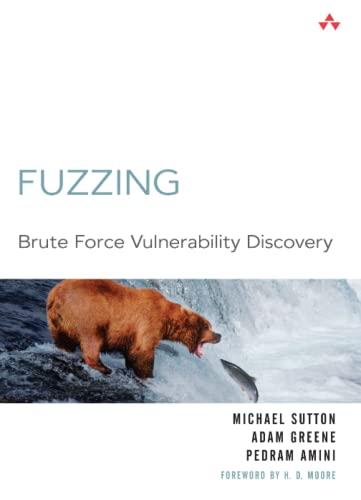 9780321446114: Fuzzing: Brute Force Vulnerability Discovery