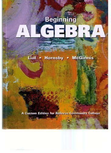 9780321447869: Beginning Algebra - Annotated Instructor's Edition, 10th Edition