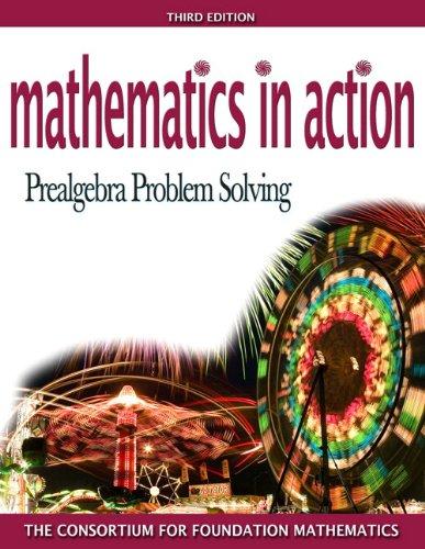 9780321448705: Mathematics in Action: Prealgebra Problem Solving plus MyMathLab Student Starter Kit (2nd Edition)