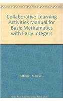 9780321449009: Collaborative Learning Activities Manual for Basic Mathematics with Early Integers