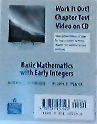 9780321450593: Basic Mathematics with Early Integers