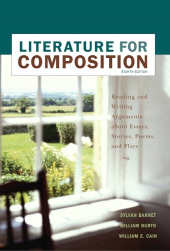 9780321450968: Literature for Composition: Essays, Fiction, Poetry, and Drama (8th Edition)