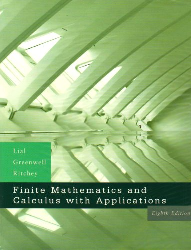 9780321454164: Finite Mathematics and Calculus with Applications plus MyMathLab Student Starter Kit (8th Edition)