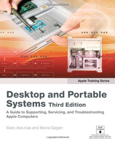 9780321455017: Apple Training Series: Desktop and Portable Systems (3rd Edition)