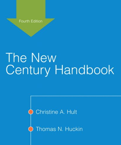 9780321456373: New Century Handbook, The (4th Edition)