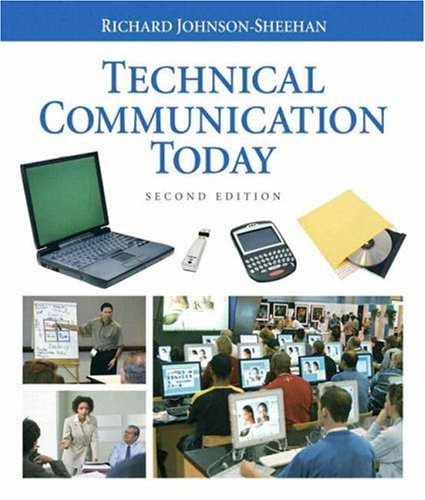 9780321457585: Technical Communication Today (2nd Edition)