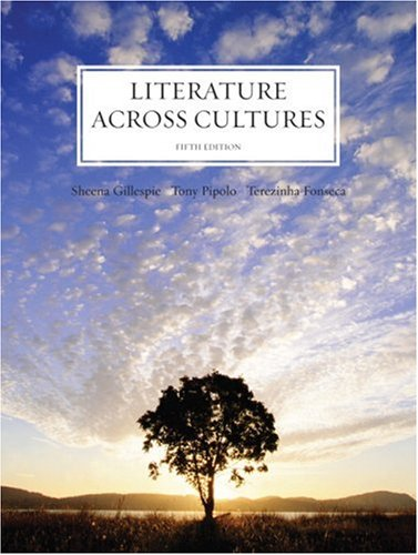 9780321460073: Literature Across Cultures (5th Edition)