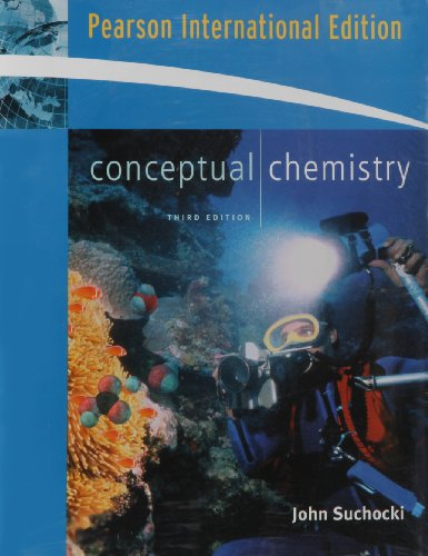 9780321463692: Conceptual Chemistry: International Edition