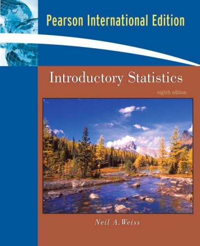 9780321468543: Introductory Statistics