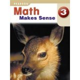 9780321469403: Math Makes Sense 3 WNCP Practice and Homework Book