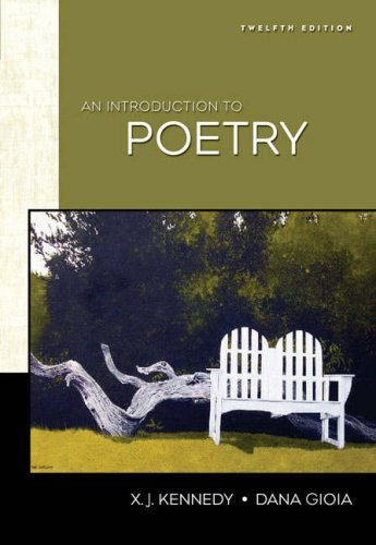 9780321470348: An Introduction to Poetry