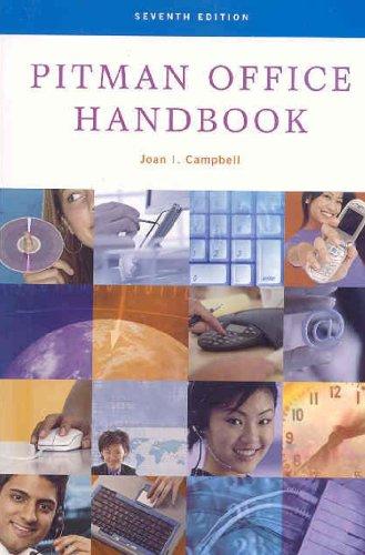 9780321473431: Pitman Office Handbook (7th Edition)