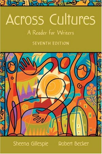 9780321475299: Across Cultures: A Reader for Writers