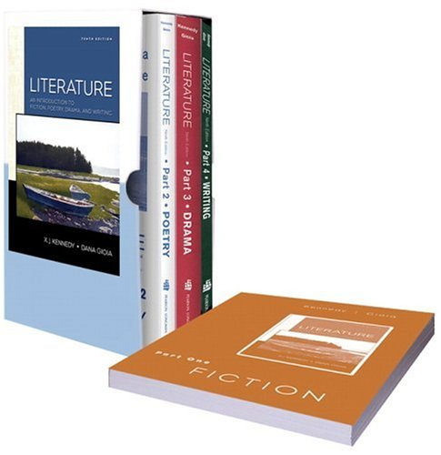 9780321475800: Literature: An Introduction to Fiction, Poetry, Drama, and Writing, Portable Edition (10th Edition)