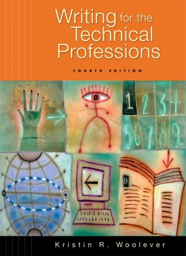 9780321477477: Writing for the Technical Professions (4th Edition)