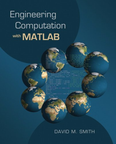 9780321481085: Engineering Computation with MATLAB