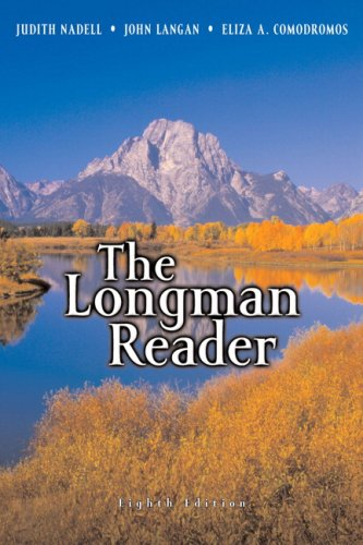 Pdf] the longman writer: rhetoric reader and research guide brief.