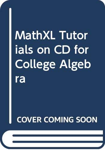 9780321482358: College Algebra - Addison-Wesley Video Lectures on CD (Set of 12 CDs) - 1st Edition