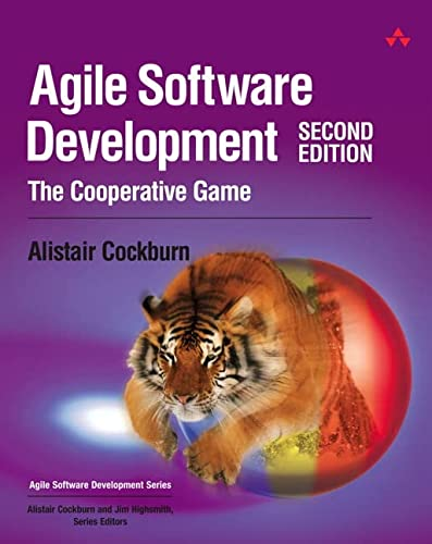 9780321482754: Agile Software Development: The Cooperative Game (Agile Software Development Series)