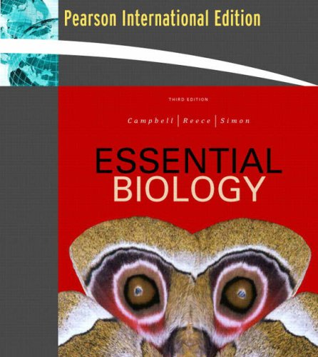 9780321485250: Essential Biology