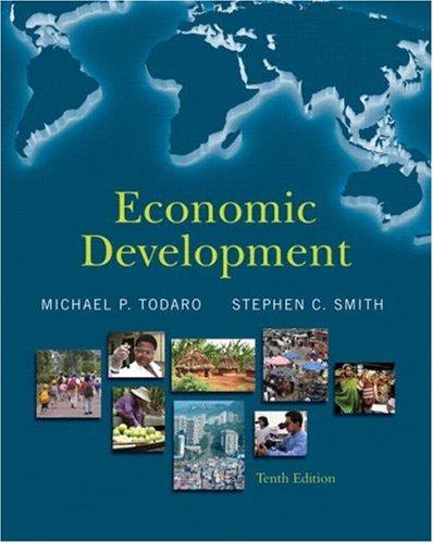 9780321485731: Economic Development (10th Edition)