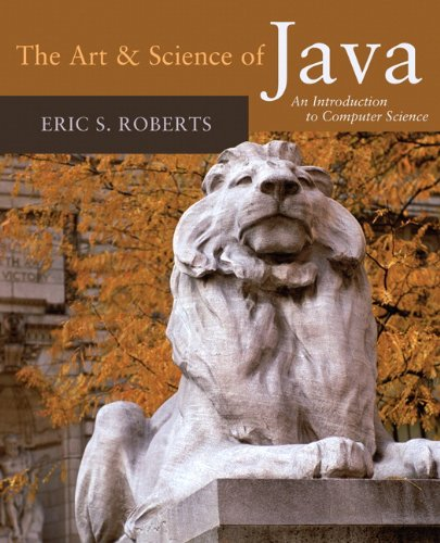 9780321486127: The Art & Science of Java: An Introduction to Computer Science