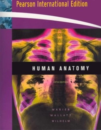 9780321486370: Human Anatomy (International Edition)