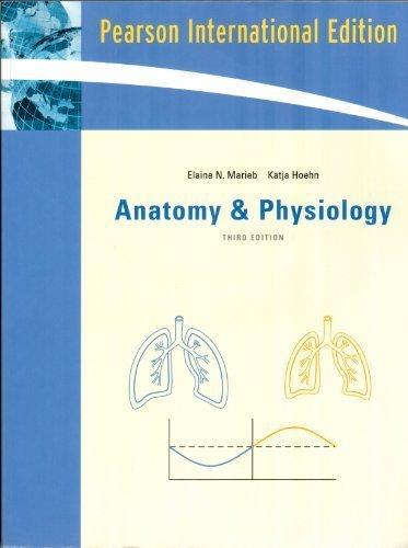 9780321488169: Anatomy & Physiology Pearson International Edition 3rd Edition Third Edition