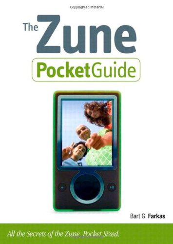 9780321489807: The Zune Pocket Guide