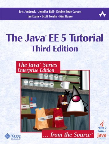 9780321490292: The Java¿ EE 5 Tutorial (3rd Edition)