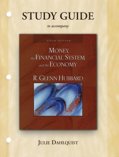 9780321490957: Study Guide for Money, The Financial System, and the Economy