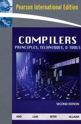 9780321491695: Compilers:Principles, Techniques, and Tools: International Edition