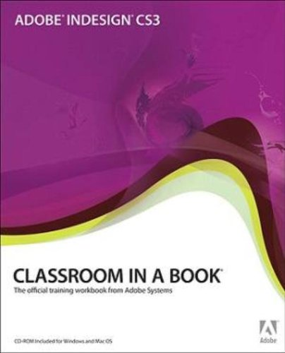 9780321492012: Adobe InDesign CS3 Classroom in a Book