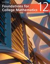 9780321493675: Foundations for College Math 12
