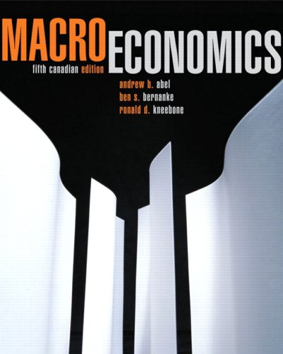 9780321495396: Macroeconomics, Fifth Canadian Edition (5th Edition)