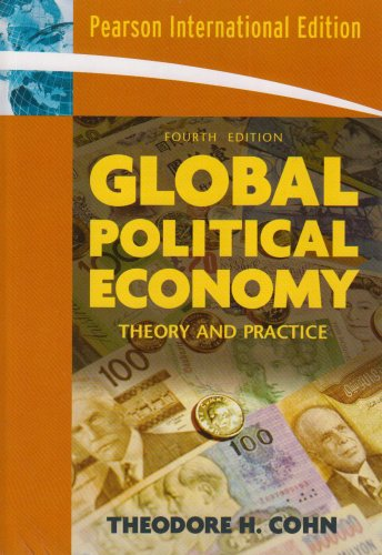 9780321495402: Global Political Economy (Theory and Practice, International Edition)