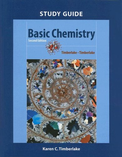 9780321496355: Basic Chemistry Study Guide