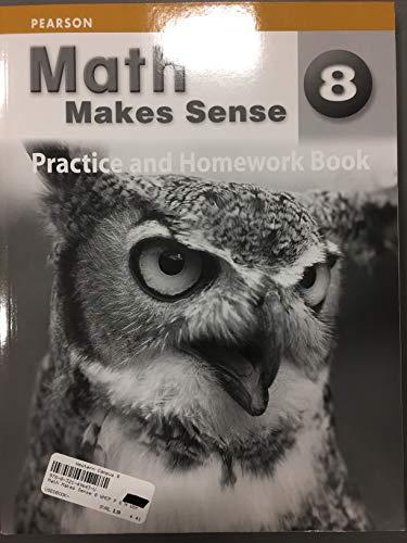 9780321496430: Math Makes Sense 8 WNCP Practice and Homework Book