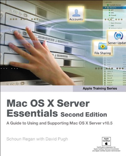 9780321496607: Apple Training Series: Mac OS X Server Essentials (2nd Edition)