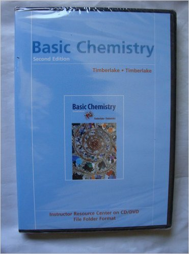 9780321496881: Instructor Resource Center on DVD/CD-ROM for Basic Chemistry 2nd Edition