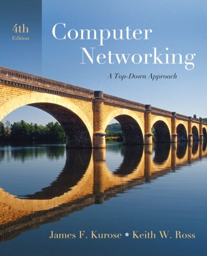 9780321497703: Computer Networking: A Top-Down Approach (4th Edition)