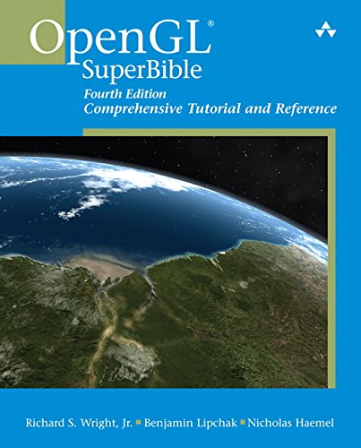 9780321498823: OpenGL SuperBible: Comprehensive Tutorial and Reference (4th Edition)