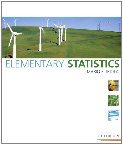 9780321500243: Elementary Statistics (11th Edition)