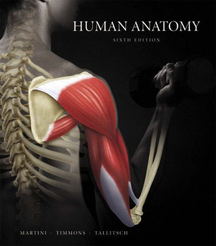9780321500427: Human Anatomy (6th Edition)