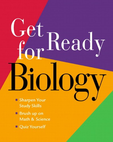 Get Ready for Biology: H. Benjamin Cummings