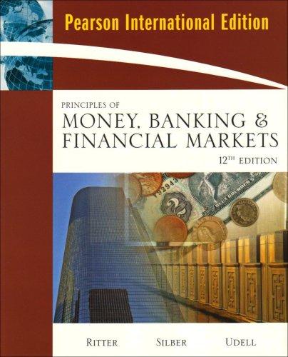 9780321500854: Principles of Money, Banking & Financial Markets: International Edition