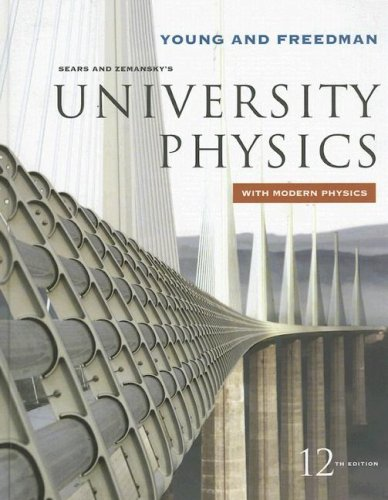 9780321501219: University Physics with Modern Physics (12th Edition)