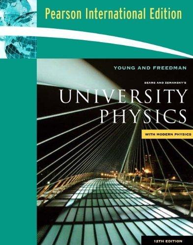 9780321501301: Sears & Zemanskys University Physics